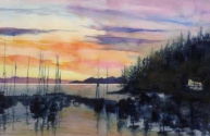 Eagleridge Sunset