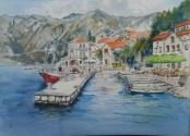 Montenegro coastline II