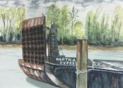 Express, Fraser River