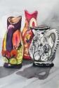 Mexican Ceramic Jugs II